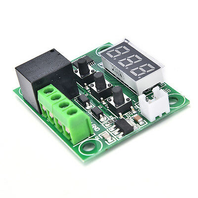 Hot! DC 12V Digital LED Thermostat Temperature Control Switch Module XH-W1209-JA 5