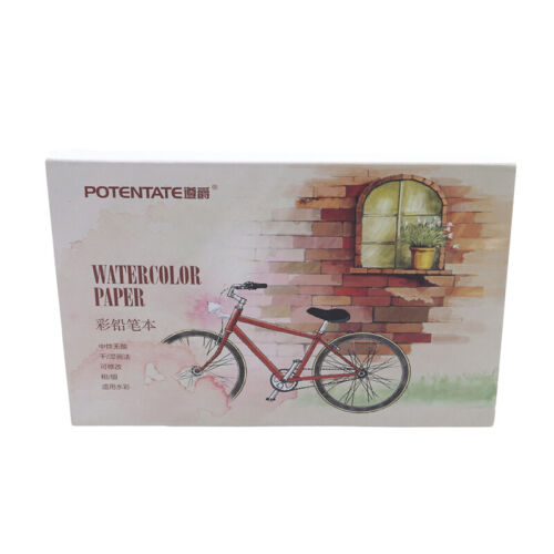 Sketchbook Stationery Watercolor Paper Sketch Notepad For Painting Supplies BS 10