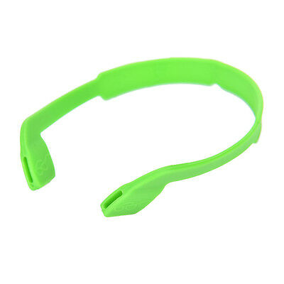 Lunettes de soleil en silicone porte-Bracelet sport bande pour enfant