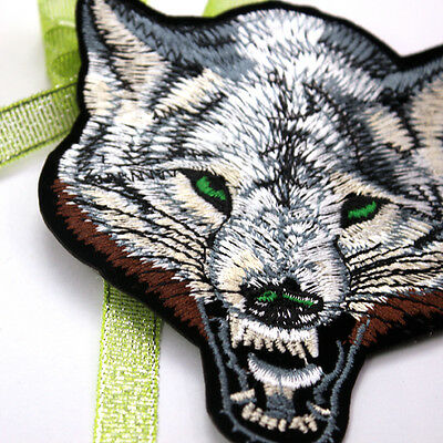 New Embroidered Applique Iron On Patch design DIY Sew Iron On Patch Badge pick 2