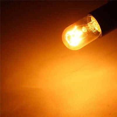 Horno Luz Congelador Nevera Bombilla E14 E12 3w 4w 15w 25w Alta Temperatura 9
