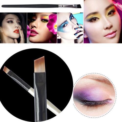 1Pc Professional Elite Angled Eyebrow Brush Nice Eye Liner Brow Makeup Tool New