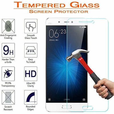 5Pcs Tempered Glass Screen Protector For Xiaomi MI 9SE 9 8 A1 A2 Redmi Note 7 6A 4