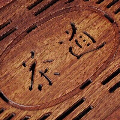 Tea tray wenge wood tea table Rosewood tea table solid wood water holder layers 10