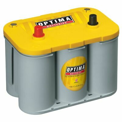 Optima YellowTop YT S 4.2 L AGM 55Ah Starterbatterie Versorgungsbatterie *NEU*