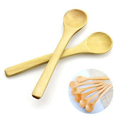 6 PCS Set Hot Bamboo Ustensile Cuisine En Bois De Cuisine Outils Cuillère SpaLTA 5