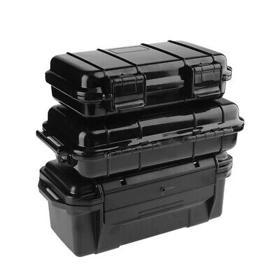 ABS Plastic Waterproof Shockproof Sealed Storage Case Outdoor Tool Dry Box 3