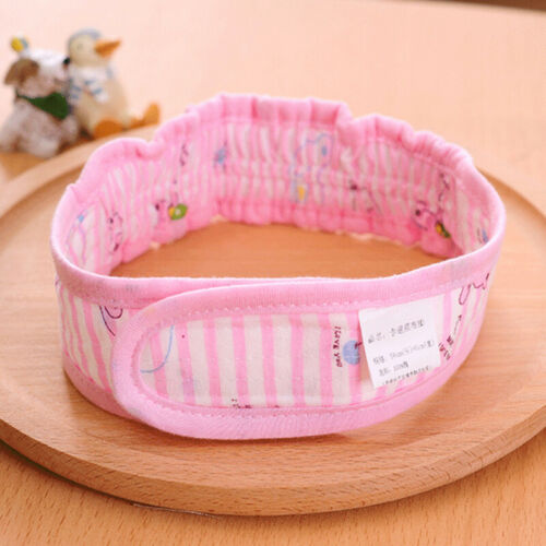 Newborn Baby Diaper Fasteners Cute Cotton Nappy Fixed Belt Lot Colors LP 6