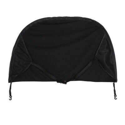 Black Baby Child Pushchair Stroller Pram Buggy Sun Shade Canopy Cover UV UPF50+ 10
