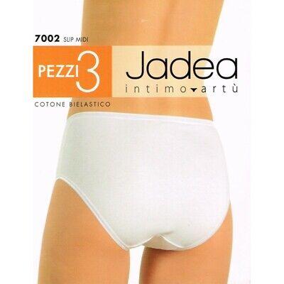 Slip Donna 03 Midi 3 Pezzi JADEA