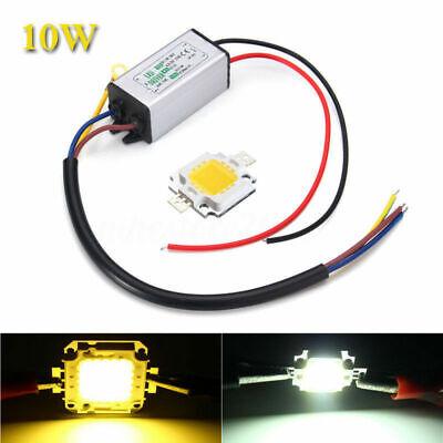 10W 20W 30W 50W 70W 100W LED Driver High Power Supply Waterproof LED Chip Bulb 7