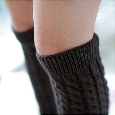 Scaldamuscoli invernali lavorati a maglia all'uncinetto da donna WFIT 10