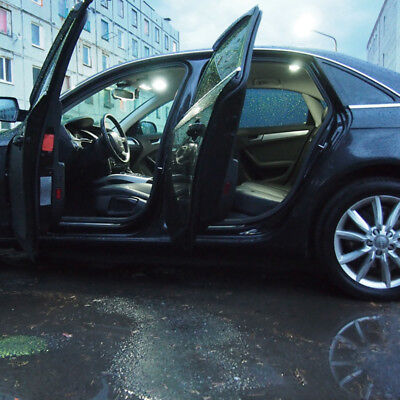 Audi A4 B8 Avant Led Interior Premium Kit 16 Smd White Error Free S4 Rs4 8k 8k1