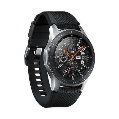 BUNDLE Samsung Galaxy Bluetooth Watch 46mm Silver SM-R800NZSCXAR 4