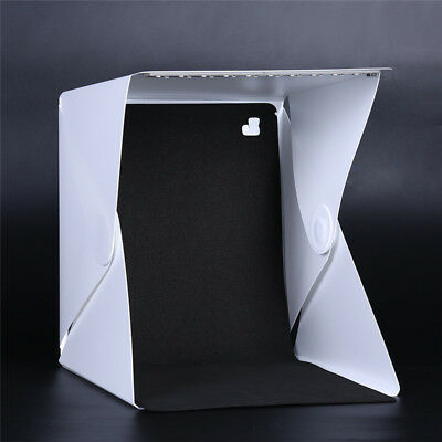 Photo Photography Studio Lighting Portable LED Light Room Tent Kit Box Jb 4