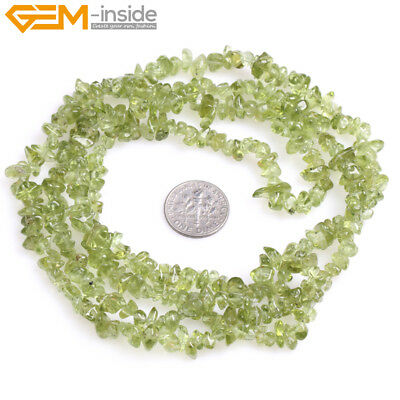 """Freeform Natural Stone Chips Beads For Jewelry Making 34""""/15"""" Bulk in Lots"""