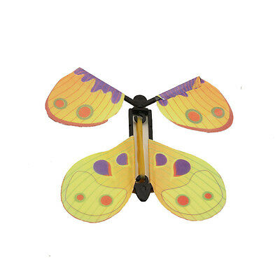 2X GREETING CARD MAGIC! Exclusive Flying Butterfly works with ALL GREETING CARD 10