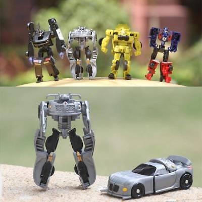 Transformers Toys Action Figures Optimus Prime Robots Cars Megatron Kids Gift 5