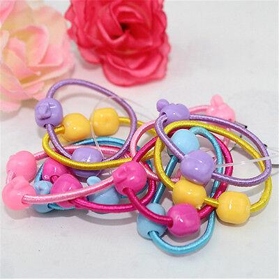 ... 50pcs Pack Cute Elastic Hair Bands Kids Rubber Band Girls Hair  Accessories 4 91c223c9cc0