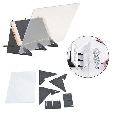 ABS Óptico Dibujo Proyector Pintura Trazos Tablero Panel para Bocetos Dibujo 2