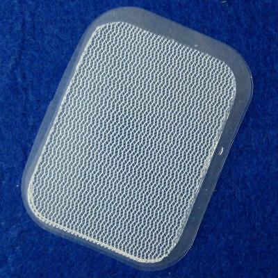 Replaement Gel for Tens Machine Replacement Electrode Pads Self-Adhesive 4x6cm 4