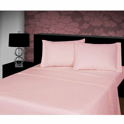 Amazing 4 Of 10 Thermal Flannelette 100% Brushed Cotton Fitted , Flat Bed Sheets,  Pillow Cases