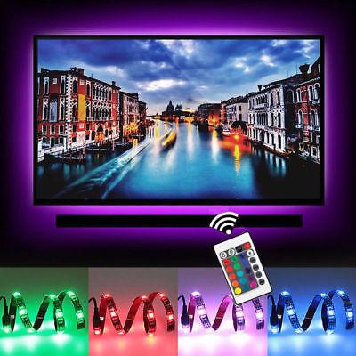 ... LED Strip TV LED Hintergrundbeleuchtung RGB LED Streifen USB LED TV  Beleuchtung 12