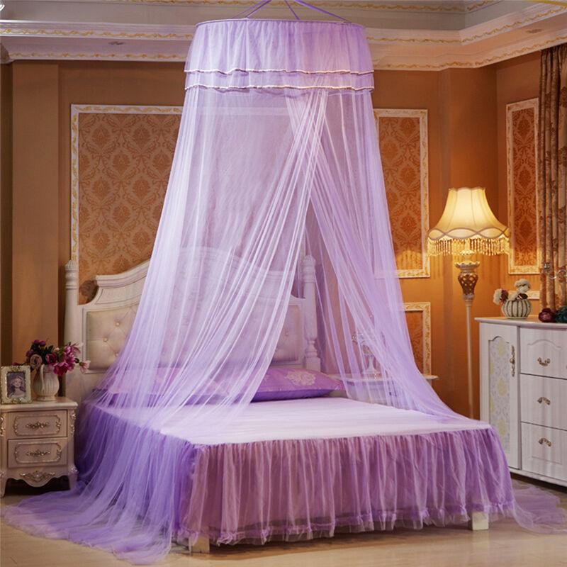 1 Von 12Kostenloser Versand Dome Prinzessin Bett Baldachin Moskitonetz  Kinderspielzelt Vorhang