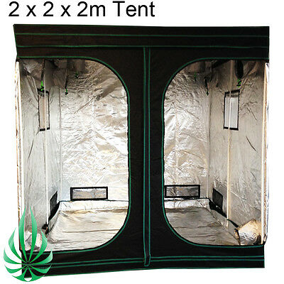 ... Hydroponics HARVEMAX Mylar Grow Tent Growroom Fo LED HPS/MH Grow Light Fan Setup 5  sc 1 st  PicClick AU & HYDROPONICS HARVEMAX MYLAR Grow Tent Growroom Fo LED HPS/MH Grow ...