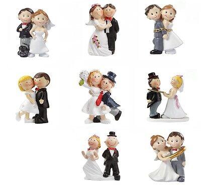 Brautpaar Hochzeitspaar Mini Klein 5 5 Cm Lustige Hochzeit