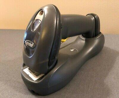 Zebra Symbol DS6878-SR20007WR Wireless Bluetooth Barcode Scanner USB With Cradle 3