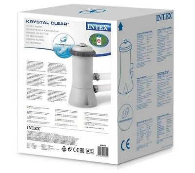 Pompa filtro 28604 Intex 2006 L/H per piscina Easy Frame depuratore - Rotex 3