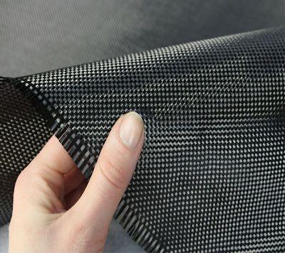 Tessuto in vera fibra di carbonio 200 g/m² 3k 2/2 TWILL 100 x 100cm top qualità 3