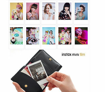 Fujifilm Instax Mini White Film Fuji 7s 8 70 90 SP-1 Polaroid 300 Instant Photos