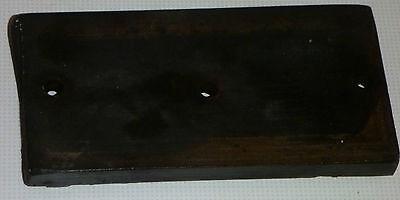 alter Brandstempel BRAUEREI VOLK BRATTENDORF um 1920,Eisen 3