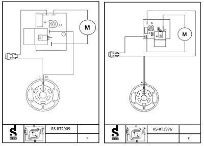 Carte électronique Aspirateur RS-RT3976 ROWENTA