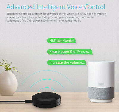 Smart WIFI To Infrared Remote Control IR Controller For TV Air Conditioner 7
