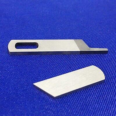 supérieur surjeteuse lame Singer 550449 412585 Simplicity Couteau inférieure