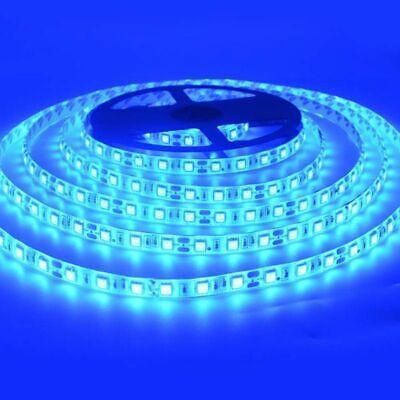 5M 10M 15M 20M 12V 3528 5050 5630 LED Flexible Strip Light Warm White Tape 7