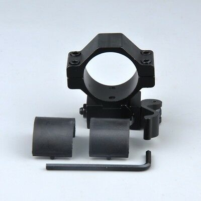 "1"" 30mm Ring QD Scope Mount Low Profile 20mm Picatinny Rail&inserts for hunting 5"