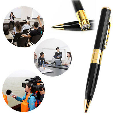 Mini Spy Camera Pen USB Hidden DVR Camcorder Video Audio Recorder Full HD 1080P