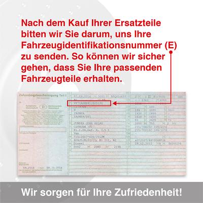 330i Zimmermann gelochte Bremsscheiben Beläge Warnkontakt 3er BMW E90//E91//E92
