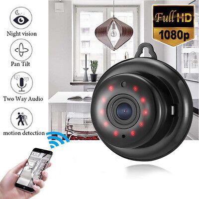 WiFi Wireless cam Telecamera Nascosta IP Indoor/Outdoor HD sicurezza Baby Cam 2