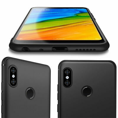 For Samsung Galaxy A50 A40 A70 A20E A80 Soft Silicone Shockproof TPU Case Cover 4