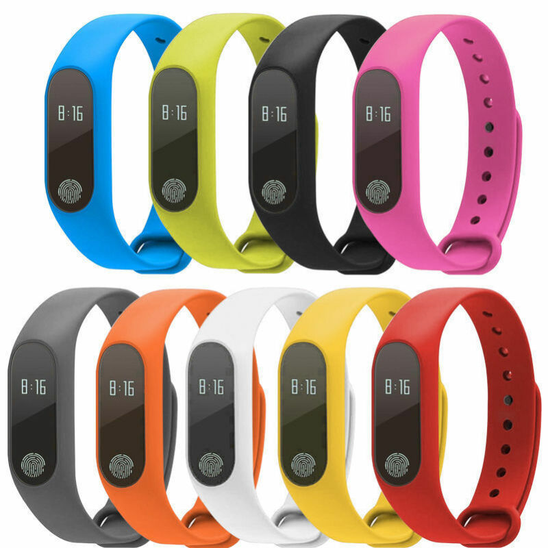 MI BAND 2 Smart Watch with Heart Rate Monitor IP67 Waterproof