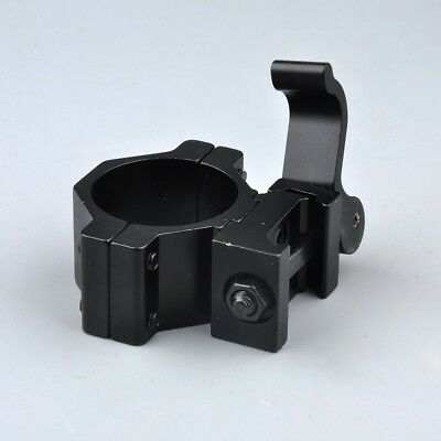 "1"" 30mm Ring QD Scope Mount Low Profile 20mm Picatinny Rail&inserts for hunting 4"