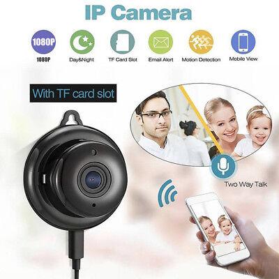 WiFi Wireless cam Telecamera Nascosta IP Indoor/Outdoor HD sicurezza Baby Cam 3