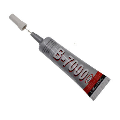 B7000 Glue 15ml Strong Adhesive for Phones Jewelry Lens Glass Screen Multi Use 10