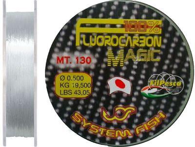 Filpesca MAGIC FLUOROCARBON 100/% Ø 0,17-130mt