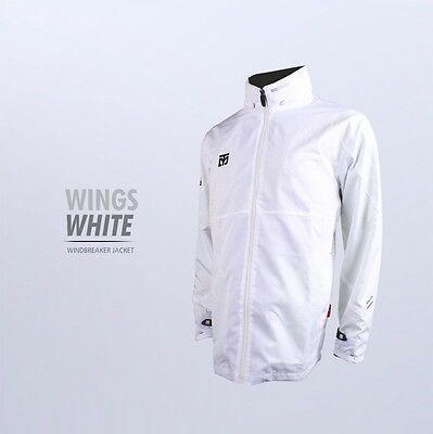 MOOTO WING JACKET Windbreaker Wings Taekwondo Training Uniform Tracksuit